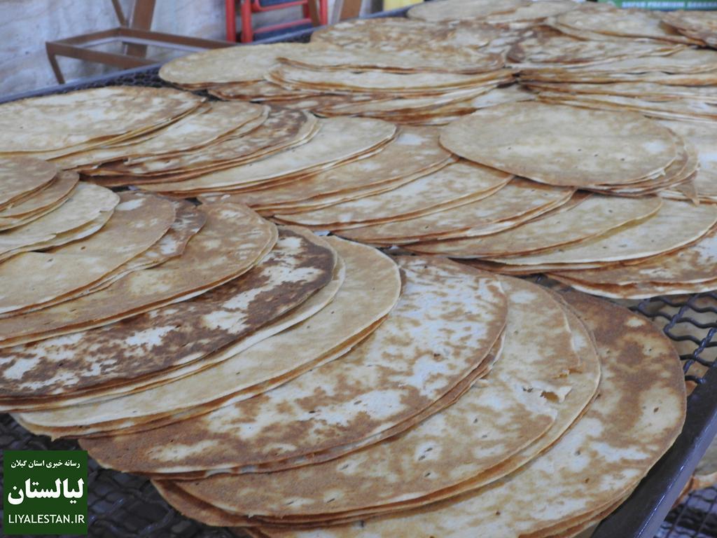 نان تمیجان گیلان در فهرست ملی میراث فرهنگی ثبت شد