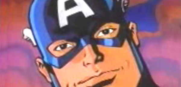 - captain america کارتون کاپیتان آمریکا