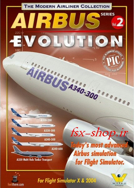 Wilco Airbus Evolution Vol 2