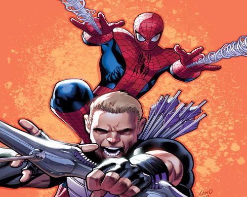 "کمیک ""مرد عنکبوتی انتقام جو"" (Avenging Spider-Man) ترجمه شد + لینک دانلود مستقیم"