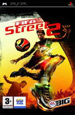 دانلود FIFA STREET 2 فوتبال خیابانی برای اندروید