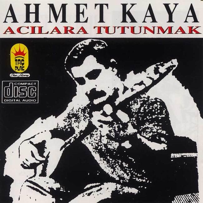 دانلود فول آلبوم احمد کایا ahmad kaya بنام  Ahmet Kaya 1985 Acilara Tutunmak