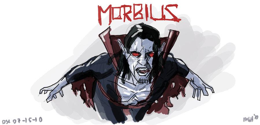 عكس morbius