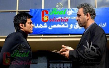 عکس محمدرضا گلزار و حمید فرخ نژاد در دموکراسی تو روز روشن