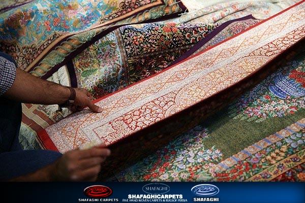 فرش دستباف و ماشینی شفقی تبریز