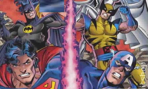 شماره آخر كمیك DC vs Marvel ترجمه شد! + لینك دانلود مستقیم